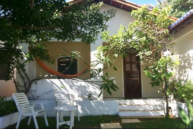 Canoa Quebrada_Beach Front Cottage_casa maou mar.