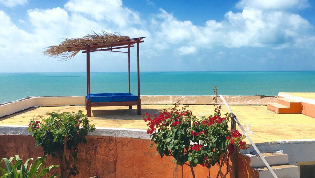 Canoa Quebrada_sun terrace_casa malou mar