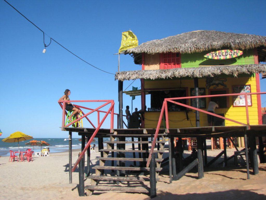 barraca_canoa quebrada_casa malou mar